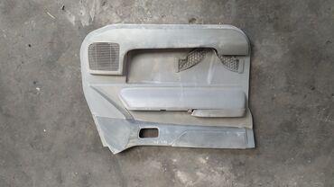 Nissan Patrol Y61 обшивка двери, Ниссан Патрол дверная картаПередняя