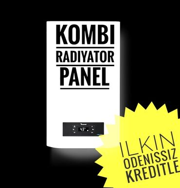KOMBi Radiyator panel Aksesuarlar Kreditle