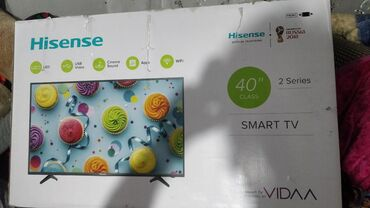 """Hisense smartTV for sale 40"""" inches  8months old .  Price:-12000soms"""
