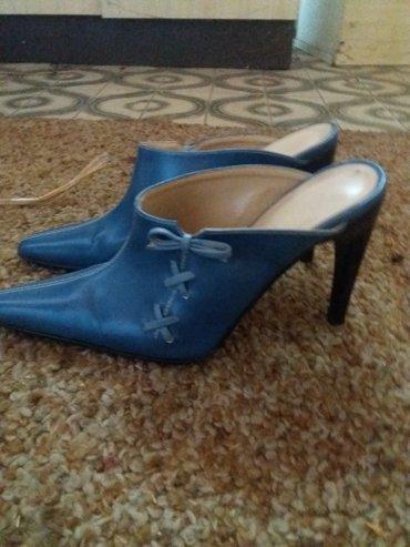 Ženska obuća | Vrnjacka Banja: Zenske elegantne papuce. bez ostecenja obuvene dva puta. bez tragova