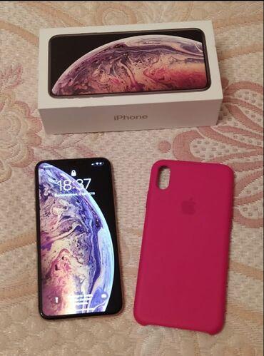 iphone 6 islenmis - Azərbaycan: İPhone XS Max Gold ( 256 Gb)- 1 sim card.  Telefon ela veziyyetdedir