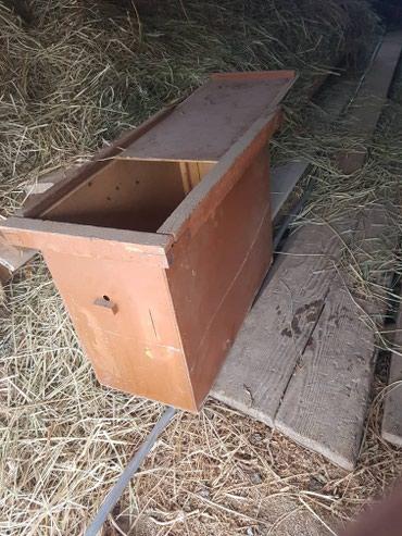Пчеловодные пакеты (ящики). Цена в Бишкек