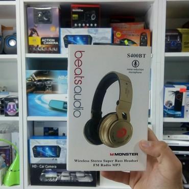Bakı şəhərində BeatsAudio qulaqlig super ses effekti var,tezedir qutudadir