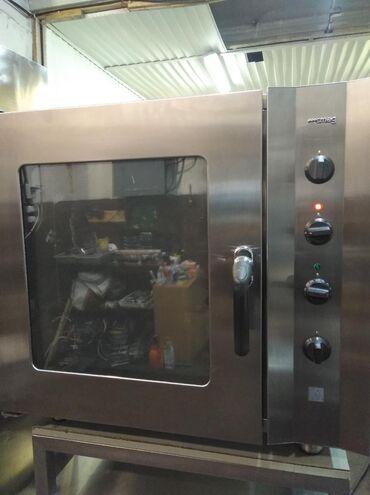 Пароконвектомат (конвекционная печь) smeg 241xm, производства Италии
