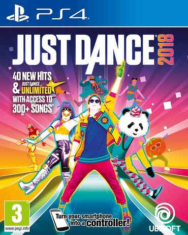 10000 - Azərbaycan: Just dance 2018