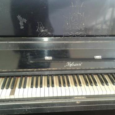 пианино-чайка в Кыргызстан: Продаю пианино Кубань хорошее состояние цена 12000 сом