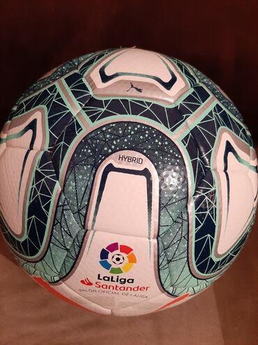 Toplar - Azərbaycan: La Liqa topu satılır.Xaricden hediyye gelib. 100 faiz orginal topdur