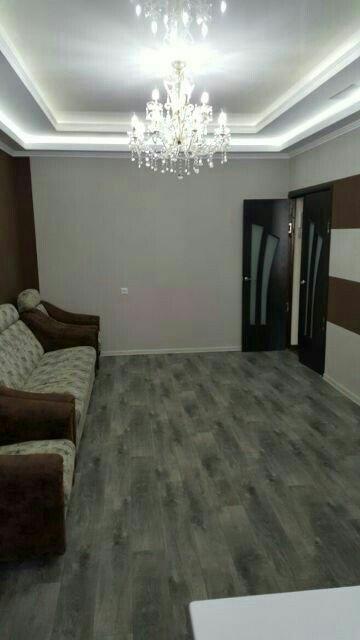 квартира на долгий срок в Кыргызстан: Сдается квартира: 1 комната, 41 кв. м, Бишкек