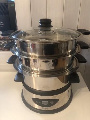 Aparat za pripremu povrca i ribe bez ulja br.18, uvoz CH - Smederevo