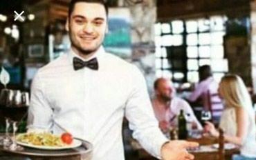 Bakı şəhərində Ailevi restorana tecrubeli ofisantlar teleb olunur. Dil biliyi teleb