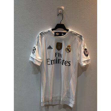 Продаю оригинальную игровую футболку Real Madrid Home Jersey 2015/16