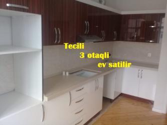 8 mikrorayon - Azərbaycan: Mənzil satılır: 3 otaqlı, 94 kv. m