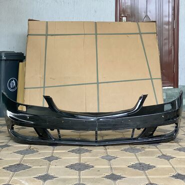бампер передний мерседес 124 в Кыргызстан: Бампер передний оригинал  Mercedes S-class Кузов W221 рестайлинг