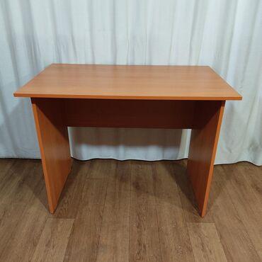 стол-раскладушка в Кыргызстан: Компьютерный стол 100х60х75Офисный столПисьменный столМебельЭмерек 312