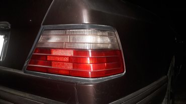 Мерс 124Е правый задний плафон целиком  в Кара-Балта