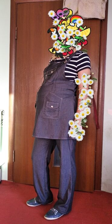 odin raz odevala na vypusknoj в Кыргызстан: Костюм для беременных одевали 1раз