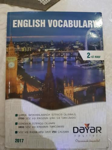Dəyər İngilis dili Vocabulary