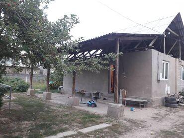 Недвижимость - Токтогул: Продаю 4 ком дом или меняю на квартиру.  мкр. Ак-О́ргоо. Перес. ул. Ах
