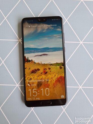 Fiksni telefon - Srbija: Huawei P20 dual sim 128GB TOP STANJE(Korišćeno)175,00 € -