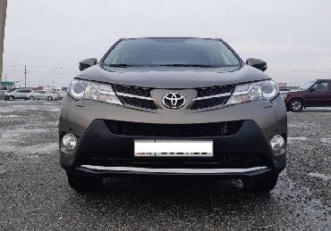 автомобиль тойота сиенна в Кыргызстан: Toyota RAV4 2014