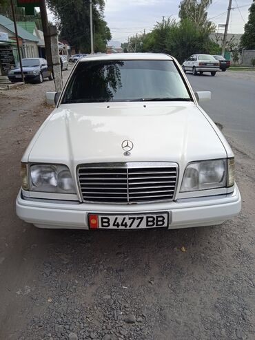 пеноплекс 3 см цена бишкек в Кыргызстан: Mercedes-Benz W124 2.2 л. 1995