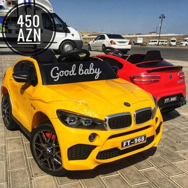 bmw x6 50i xdrive - Azərbaycan: BMW X6 uşaq maşını