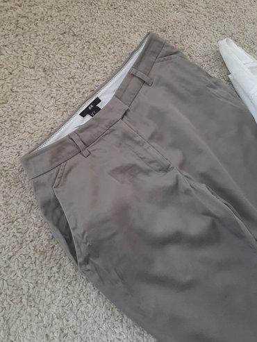 Pantalone hm duboke - Srbija: H&M pantalonice do članka uske prelepe   Pantalone brenda H&M
