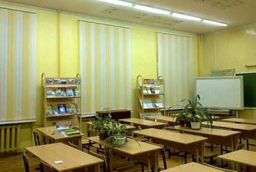 Bakı şəhərində Выбор жалюзи для школьного класса. Whatsapp: