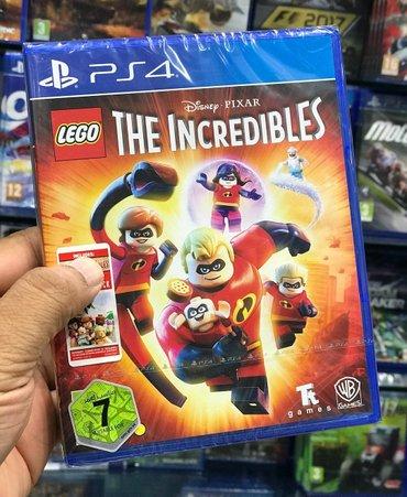 Bakı şəhərində Ps4 üçün lego oyunu satılır
