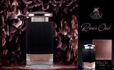 Bakı şəhərində Rose Oud Natural Sprey Eau De Parfum for Unisex women and men by FA.