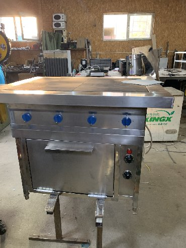 сенсорные плиты на кухню в Кыргызстан: Электро-плиты промышленные