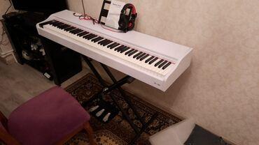 виолончель музыкальный инструмент в Азербайджан: Pianino Elektron Yeni Model + Ayaq hədiyyəSimfoniya modeli88