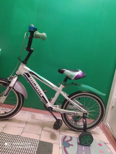 велосипеды для малышей в Кыргызстан: Продаю велосипед в хорошем состоянии.Два тормоза передние и задние