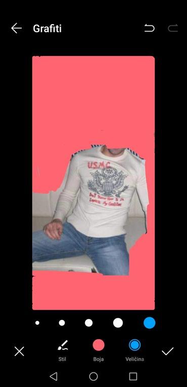 Replay veličina M Extra Ocuvan Orginal Stoji vrhunski - Stara Pazova - slika 4