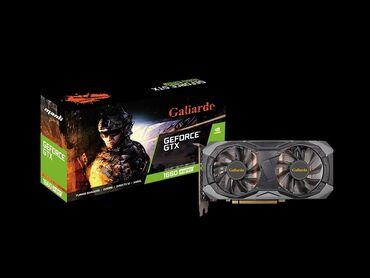Ремонт коробки механика бишкек - Кыргызстан: Продаются видеокарты GeForce 1660 super 6GBНовые в коробке
