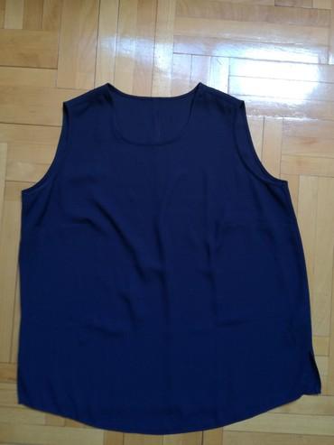 Ženska obuća | Bajina Basta: Crna bluza. Dužina 74, poluobim pazuh pazuh 60