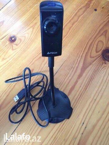 Bakı şəhərində A4tech web-kamera satılır. Tam işlek vzyetdedi. Problemç yoxdu!!!