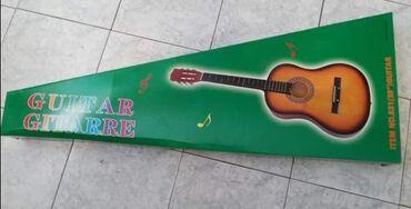 Gitare | Srbija: Gitara Akustična95cm visinaOdlična, apsolutno Nova! Gitara 4200din
