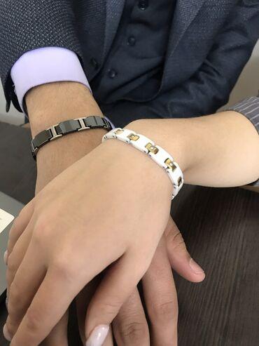 Цепочку и браслет - Кыргызстан: !!!Акция до 20.01.2021!!! 2 браслета для него и для неё, всего по цене