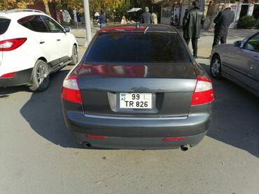 audi 80 1 8 quattro - Azərbaycan: Audi A4 1.8 l. 2003 | 19600 km