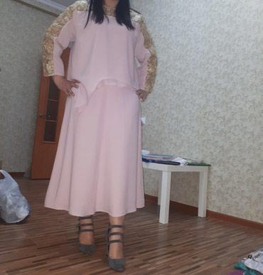 Продаю шикарное платье,индивидуально в Бишкек