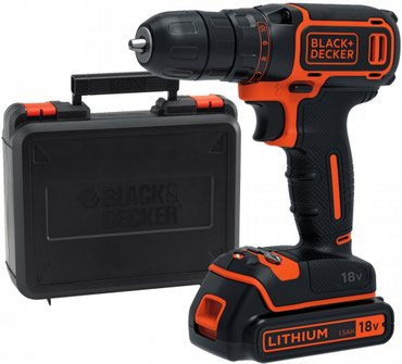 Black&Decker BDCDC18K-QW в Бишкек