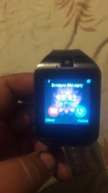 Электроника - Беловодское: Продам смарт часы. Симка и флешка вставляется. Торг