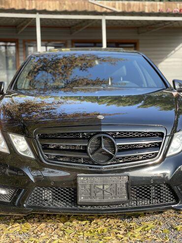 авто в кыргызстане из японии in Кыргызстан | АВТОЗАПЧАСТИ: Mercedes-Benz E 55 5.5 л. 2009 | 122000 км