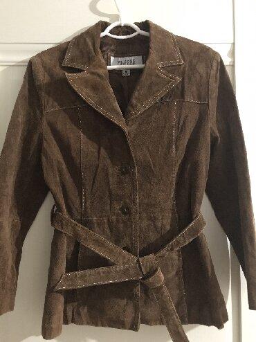 reebok classic leather в Кыргызстан: Новый замшевый пиджак wilsons leather, тренд этого сезона - кожа