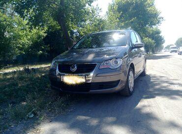 Volkswagen Touran 1.6 л. 2009 | 176000 км