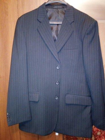 Костюм мужской,размер 44/176,на пиджаке в Бишкек