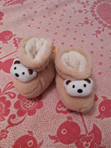 Новые! тепленькие! мягкие тапочки. можно одевать с рождения... в Бишкек