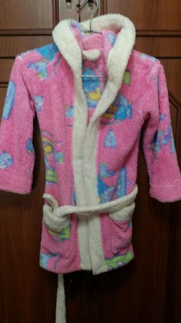 женские трикотажные халаты в Азербайджан: Банный халат, возраст до 10 лет
