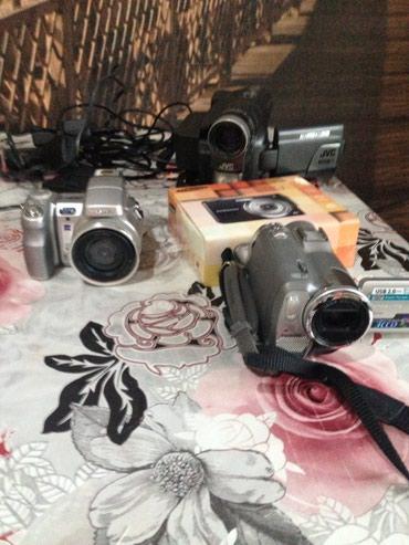 videokamera panasonik m40 в Кыргызстан: Меняю на телефон Неработает только вотоопарат сони У камеры JVC нет
